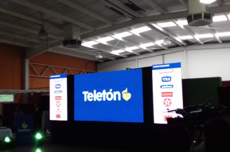 Teletón posterga su versión para abril 2020