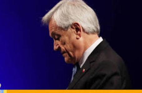 Aprobación de Sebastián Piñera cae a un 12% y desaprobación sube a 81%