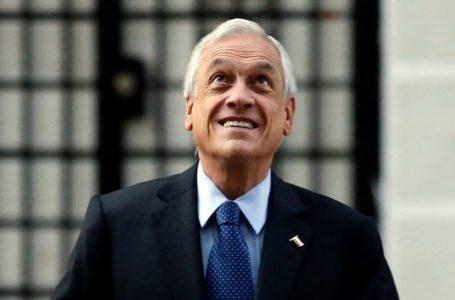 Acusación contra Presidente Piñera se ingresa este martes