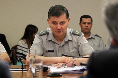 Jefe del Ejército refuerza mensaje de legítima defensa