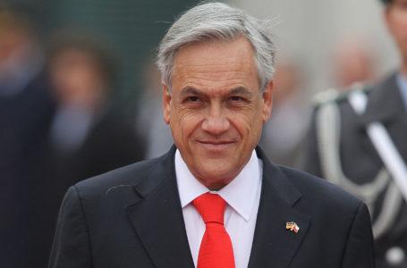 Piñera se reunió ayer con expresidentes Frei y Lagos y conversó por teléfono con Bachelet