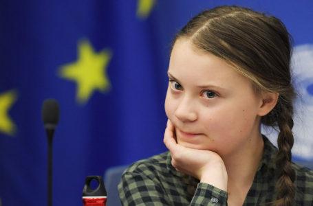 Greta Thunberg fue elegida Persona del Año por la revista Time