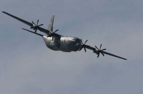 Un avión militar desapareció con 38 personas a bordo