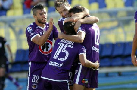 Deportes Concepción volvió al profesionalismo