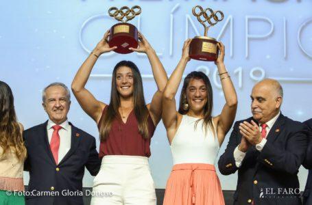 Las Hermanas Abraham fueron elegidas Mejores Deportistas del Año