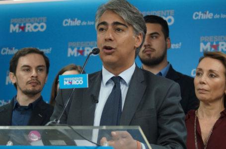Marco Enríquez-Ominami: un proceso destituyente, una nueva policía, y un presidente incapaz