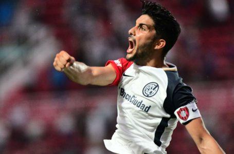 «Estoy contento»: Nicolás Blandi llegó a Chile para firmar su vínculo con Colo Colo
