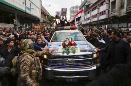 EEUU criticó la actitud de Europa tras la muerte de Qassem Soleimani