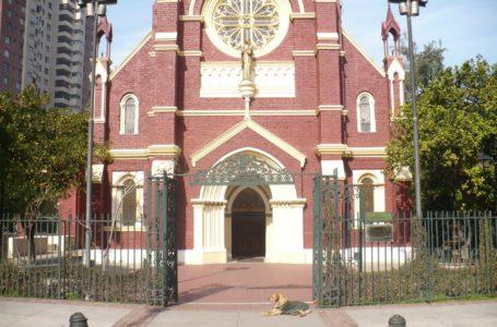 Detienen a sospechoso de provocar incendio en iglesia institucional de Carabineros