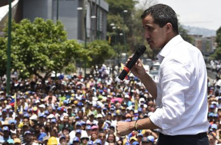 Guaidó es reelecto como presidente de la Asamblea Nacional con 100 votos