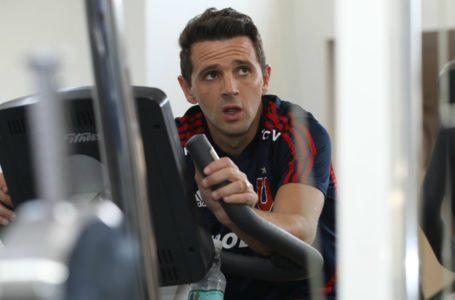 Walter Montillo: «Es una linda oportunidad para el club de arrancar con el pie derecho»