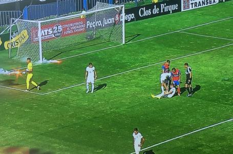 Serios incidentes marcaron el clásico entre Colo Colo y la UC