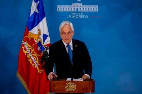 Piñera habló de «la voluntad de las mujeres para ser abusadas»