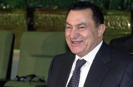 Murió el ex presidente egipcio Hosni Mubarak