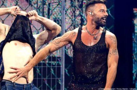 Viña: Ricky Martin y Mon Laferte apoyaron las protestas