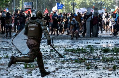 Recrudece la represión a la protesta social