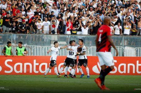 Colo Colo consiguió su primera victoria en la Libertadores