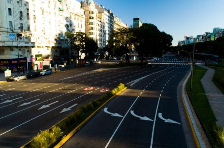 Argentina pasó su primer día de cuarentena total