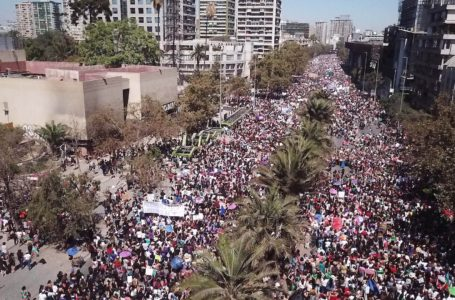 Organizadoras estiman en 2 millones la asistencia a marcha de 8M