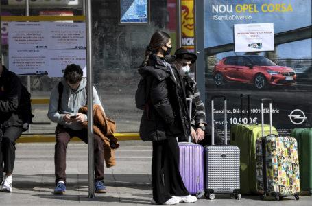 Récord en España: 769 infectados nuevos de coronavirus