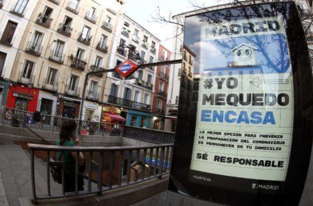 España bate su récord de muertos por coronavirus en 24 horas