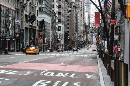 Las muertes en Nueva York ascienden a 1.218 y los contagios superan los 66 mil