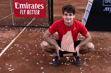 Campeón del ATP de Santiago es el primer tenista que da positivo por coronavirus