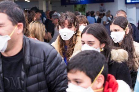 En más de la mitad de las comunas de la Región Metropolitana se obliga el uso de mascarillas