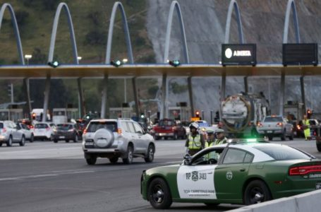Vuelven los cordones sanitarios en el Gran Santiago y en el Gran Concepción por fin de semana largo