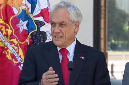 Piñera veta ley que prohíbe corte de servicios básicos durante la pandemia