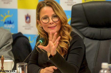 La alcaldesa de Maipú reclama ingresar su distrito en cuarentena