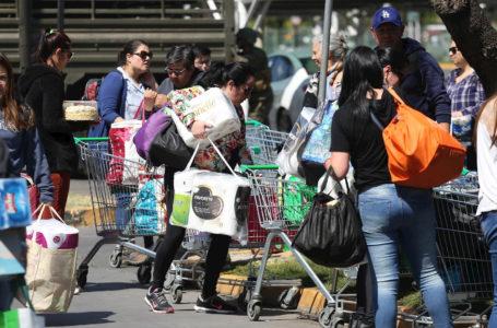 Ventas en comercios se desplomaron en marzo