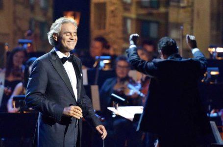 Andrea Bocelli tuvo coronavirus: dona plasma para la investigación