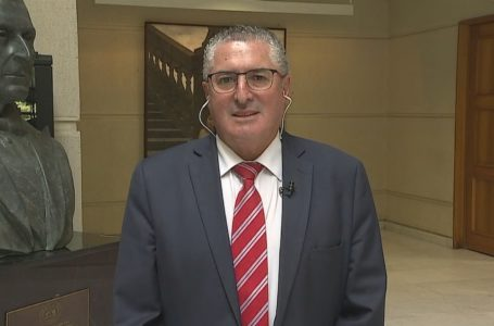 El senador Jorge Pizarro dio positivo de coronavirus