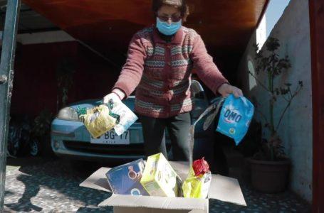 Alcaldes de distintas comunas dicen sentirse engañados por entrega de cajas