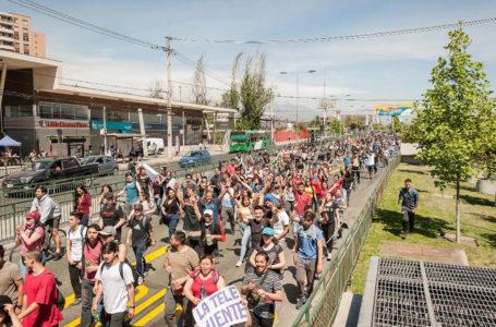 Desempleo récord en el Gran Santiago: 15,6%