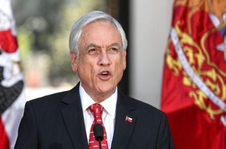 Piñera, en caída libre: baja 5,3 puntos y su aprobación llega al 12,7%