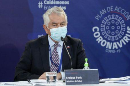 Paris critica a Mañalich en el Senado y pide comprensión al Gobierno: «No soy un 'yes man'»