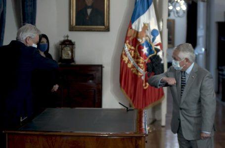 Ministro Paris admite que podría haber una segunda ola de Covid-19 en Chile
