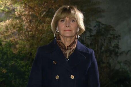 Evelyn Mathei se postula como candidata a la presidencia y abre debate con Joaquín Lavin